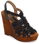 Sbicca Women's Jimena Platform Wedge Sandal