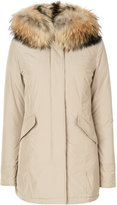 Woolrich Luxury Arctic parka coat - women - Feather Down/Polyamide/Polyester/Feather - S