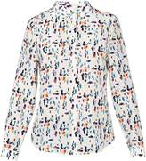 Ted Baker Ontaio Colour Print Shirt