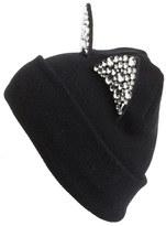 Tasha Jeweled Cat Ear Beanie