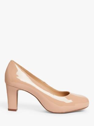 John Lewis & Partners Angela Platform Court Shoes