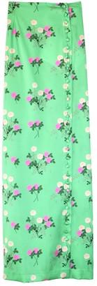 Bernadette Kelly Skirt in Floral Pink/Green