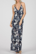 Ark & Co Stappy Back Maxi Dress