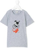 Paul Smith printed T-shirt - kids - Cotton - 10 yrs