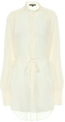 Ann Demeulemeester Cotton gauze blouse