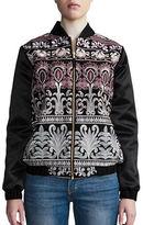 DAY Birger et Mikkelsen Zip-front Embroidered Jacket