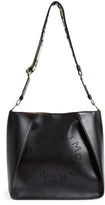 Stella McCartney Logo Strap Cross Body Bag