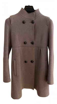 Marella Grey Wool Coats