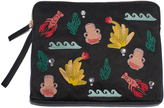 Lizzie Fortunato Maritime Icon Safari Clutch