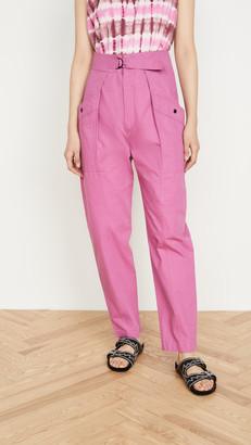 Etoile Isabel Marant Zilyae Trousers
