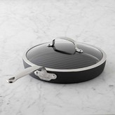 Williams-Sonoma Williams Sonoma GreenPanTM; Black Ceramic Nonstick Grill Pan with Lid