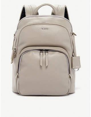 Tumi Dori leather backpack