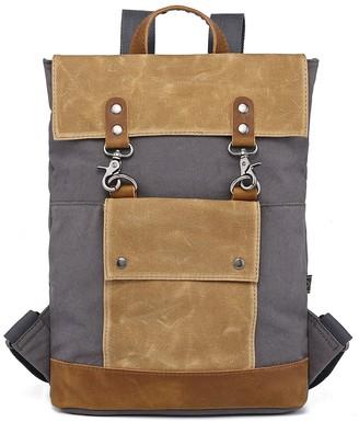 Tsd Hillside Canvas Backpack