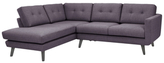 Urbia Metro Mod Chaise Sectional Set (2 PC)