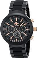 Lacoste Men's 2010769-BORNEO CHRONO Watch