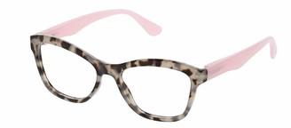 Peepers Women's Pebble Cove 2578175 Cateye Reading Glasses