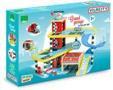 Vilac Vilacity Garage Multicoloured
