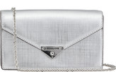 MICHAEL Michael Kors Metallic Leather Pouch