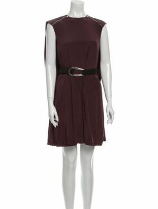 Tibi Silk Mini Dress w/ Tags