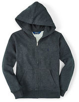 Ralph Lauren Boys 8-20 Zip-Up Hoodie