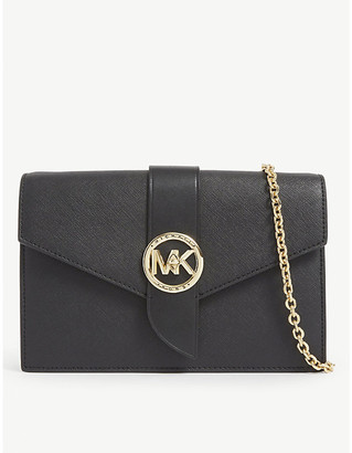 MICHAEL Michael Kors Leather wallet-on-chain