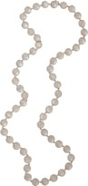 IRENE NEUWIRTH JEWELRY Cabochon Rainbow Moonstone Necklace