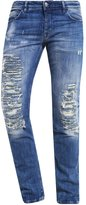 Patrizia Pepe Slim Fit Jeans Indaco