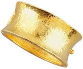 Jose & Maria Barrera Gold Cuff Bracelet