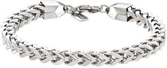 Men's Stainless Steel Franco Chain Bracelet