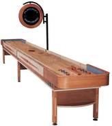 Playcraft Telluride Honey Shuffleboard Table