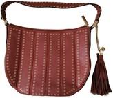 Michael Kors Brooklyn Orange Leather Handbags