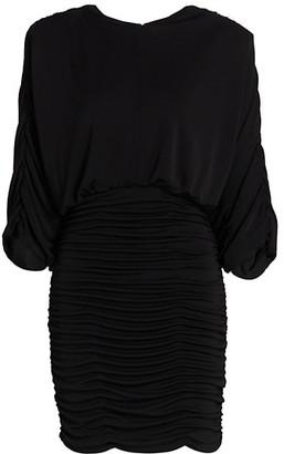 Cinq à Sept Bria Ruched Dress