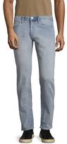 Armani Exchange Rinse Cotton Trousers