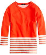 Lee Fleece nautical colorblock popover