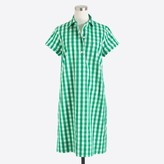 J.Crew Factory Bright Clover Gingham