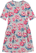 Cath Kidston Beaumont Rose Cotton Jersey Dress