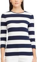 Chaps Women's Striped Top