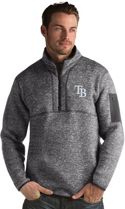 Antigua Men's Tampa Bay Rays Fortune Pullover