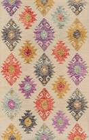 Momeni Rugs TANGITAN31BGE2030 Tangier Collection Hand Tufted Tip Sheared Transitional Area Rug
