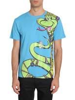 Moschino Regular Cotton T-shirt
