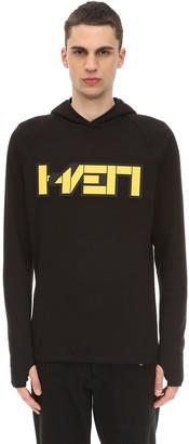 Haervaerk 3d Patch Slim Fit Sweatshirt Hoodie