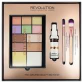 Makeup Revolution Pro Amplified Sculpt & Fix