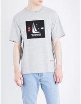Billionaire Boys Club Solar Sailing Cotton-jersey T-shirt