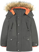 Diesel Parka with a removable lining