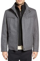 Michael Kors Men's Wool Blend Jacket