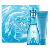 Davidoff Cool Water Woman EDT Set 2 piece