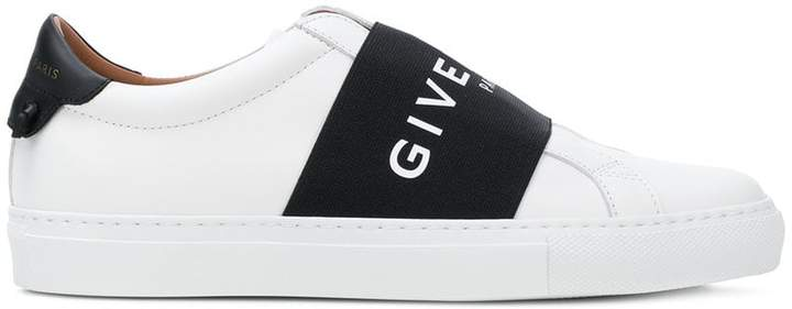 Givenchy elasticated skate sneakers