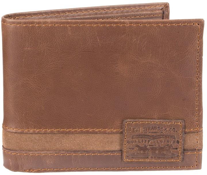 ea45258b0 Men Levis Wallet - ShopStyle