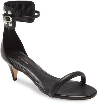 AllSaints Evie Ankle Strap Sandal