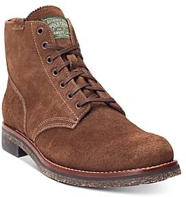 Polo Ralph Lauren Ralph Lauren Army Suede Boots